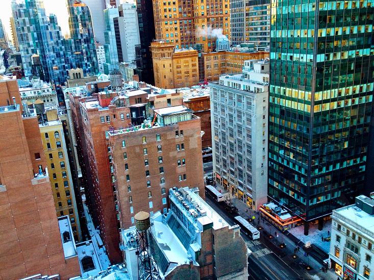 city building view photo