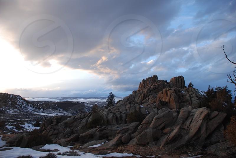 Colorado Gunnison Nikon rocks nature hiking photo
