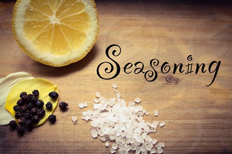 Seasoning photo