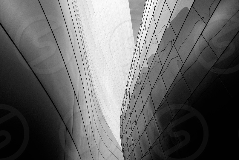 Walt Disney Concert Hall Downtown Los Angeles photo
