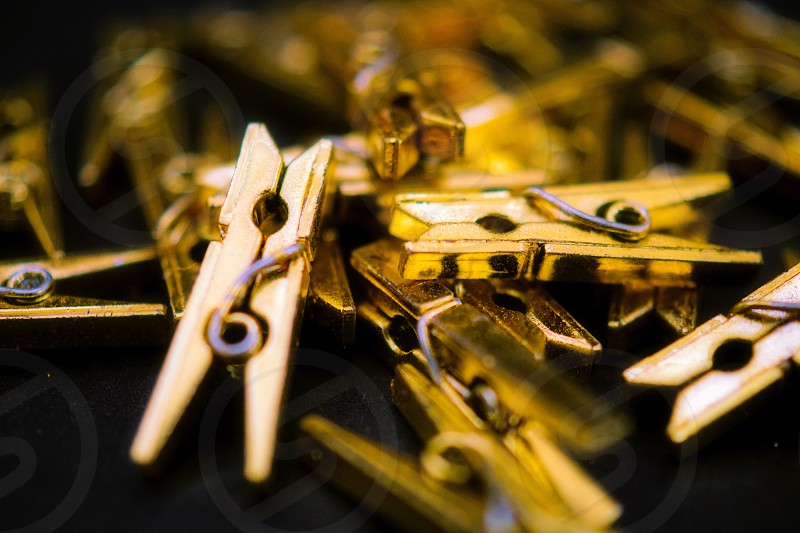 Clothespins  photo