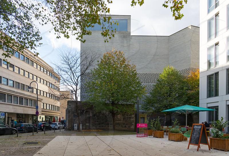 kolumba Kunstmuseum in Cologne Germany photo