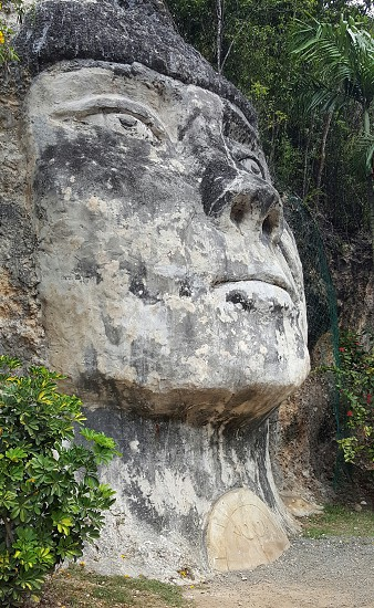 La Cara del Indio (The face of the Indian) Isabela Puerto Rico photo