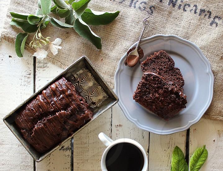 Chocolate Blackberry Bread photo