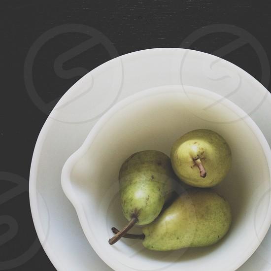 white ceramic saucer photo