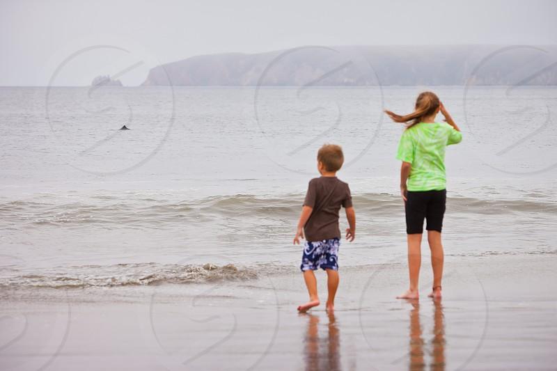 Drakes Beach. photo