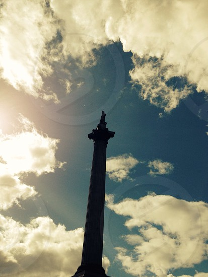 Nelson's column photo
