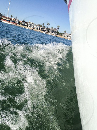 Newport Beach Bay photo