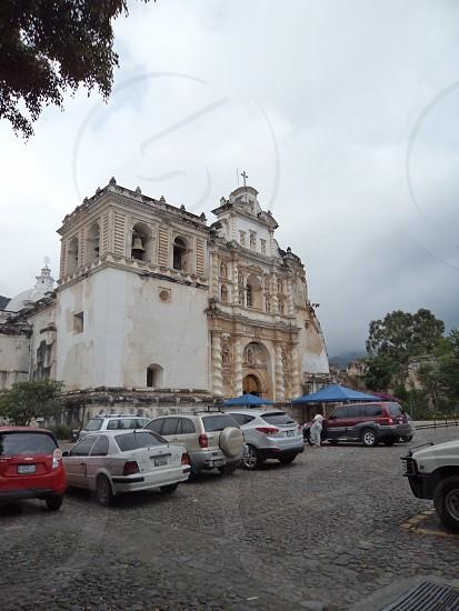 San Francisco Church (Antigua Guatemala) photo