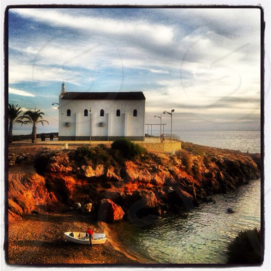 Small church East Coast of Spain  photo