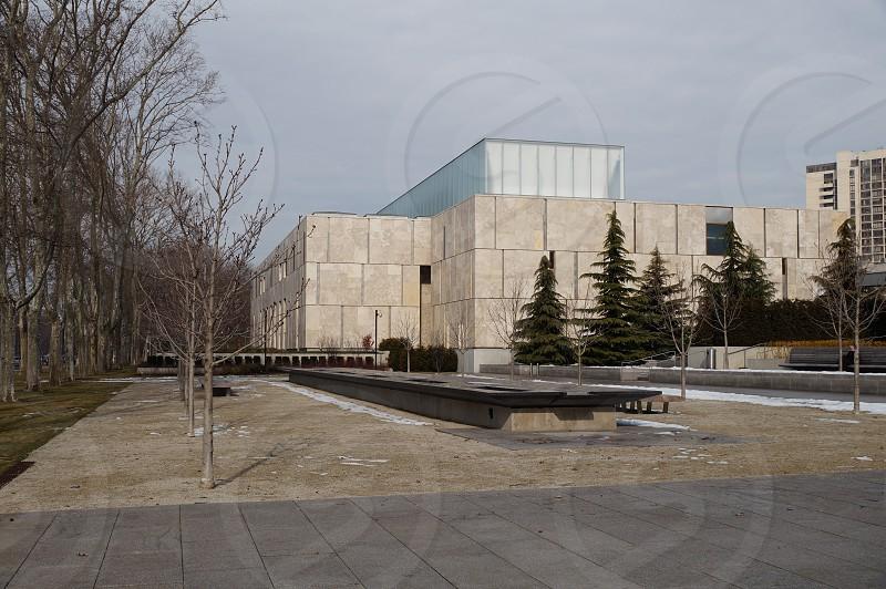 The Barnes Foundation museum in Philadelphia photo