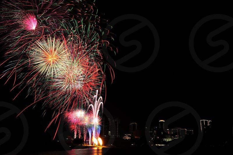 Color Explosion photo