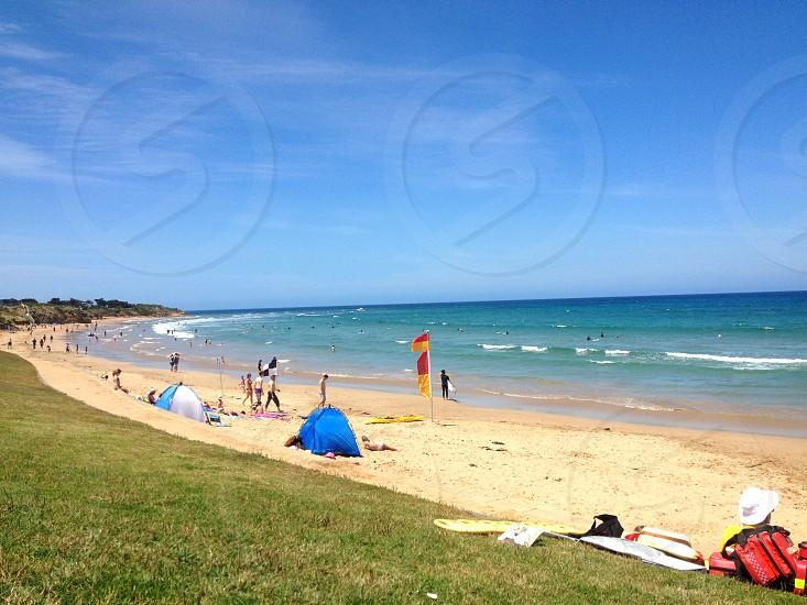 Torquay Beach Australia photo