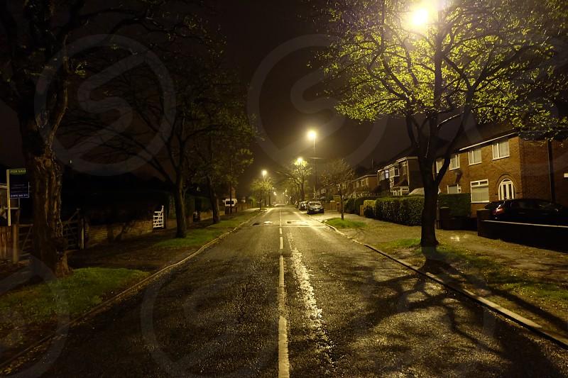 Saughall Road photo