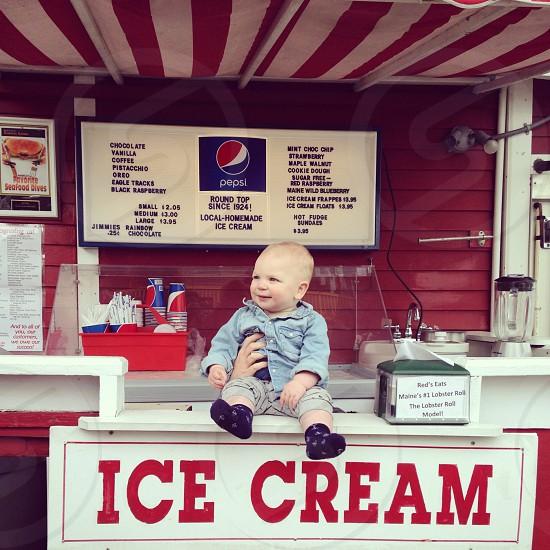 Ice cream! photo