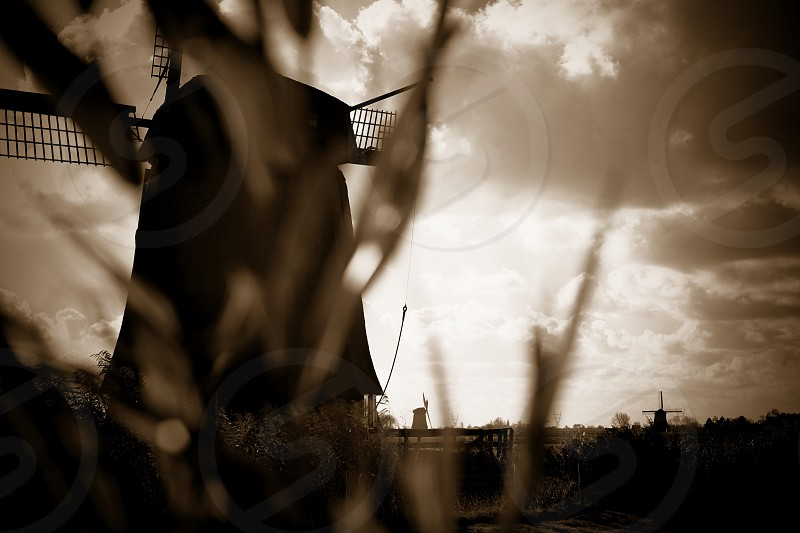 Windmills West-Friesland photo
