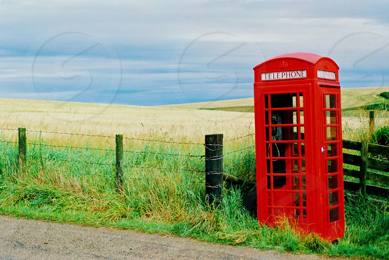 Telephone. Scotland 1997. #telephone #scotland #phone photo