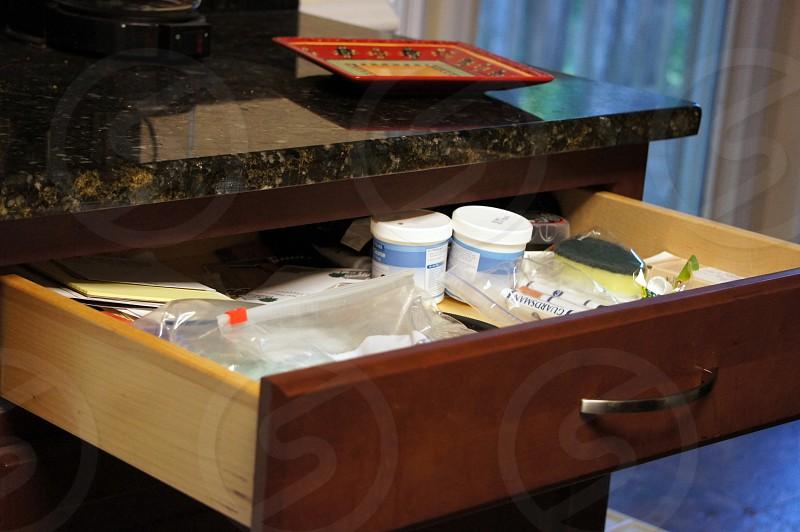 A Kitchen Junk Drawer photo