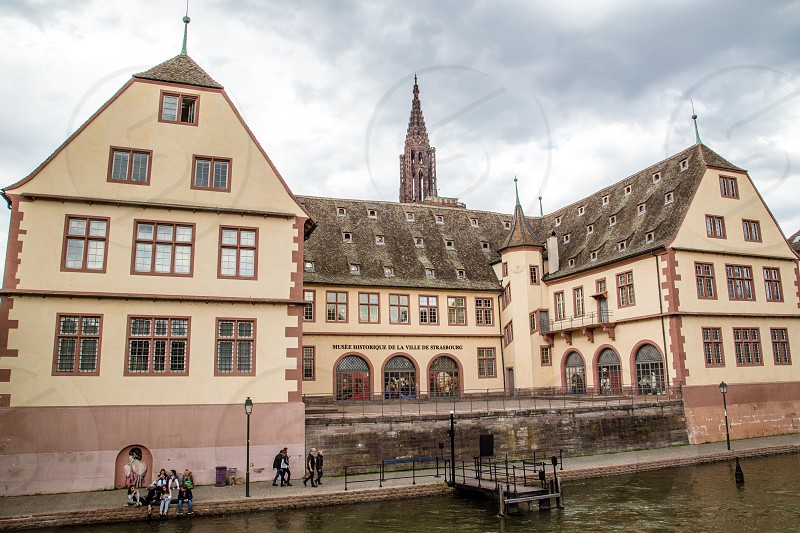 Musee Alsacien in Strasbourg France photo