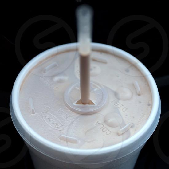 Styrofoam cup photo