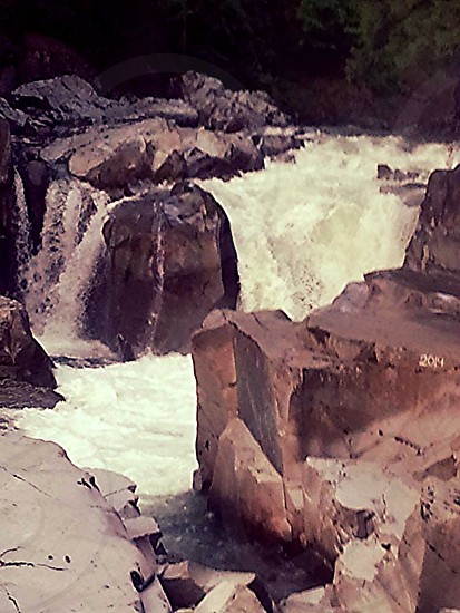 This was taken near Granite Falls WA photo