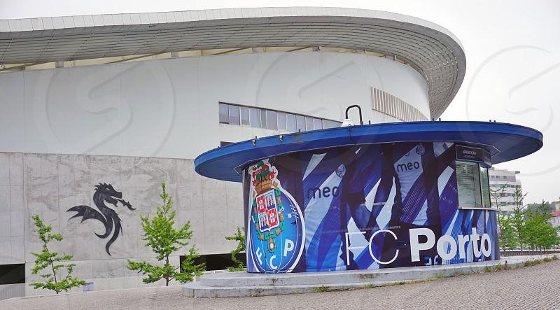 Estádio do Dragão - Porto Portugal - is the stadium of the Football Club of Porto photo