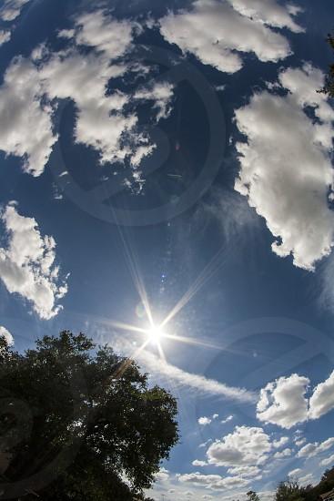 Beautiful Clouds.  photo