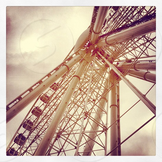 macro ferris wheel photography photo