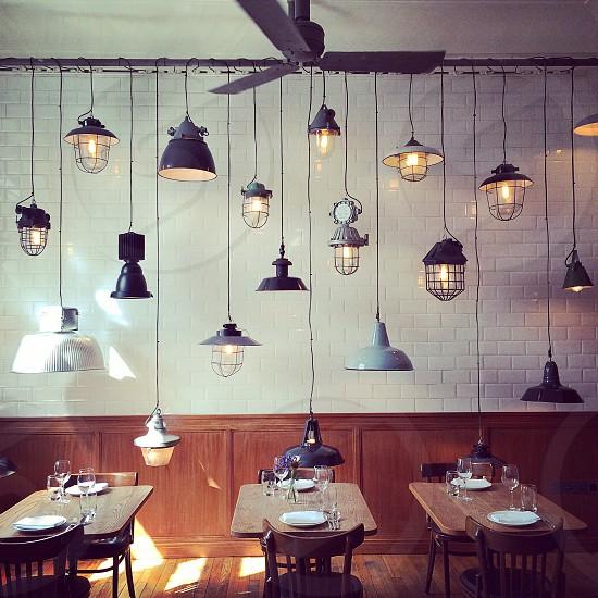 The Corner Room Restaurant London photo