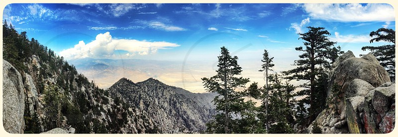 San Jacinto Mountain photo