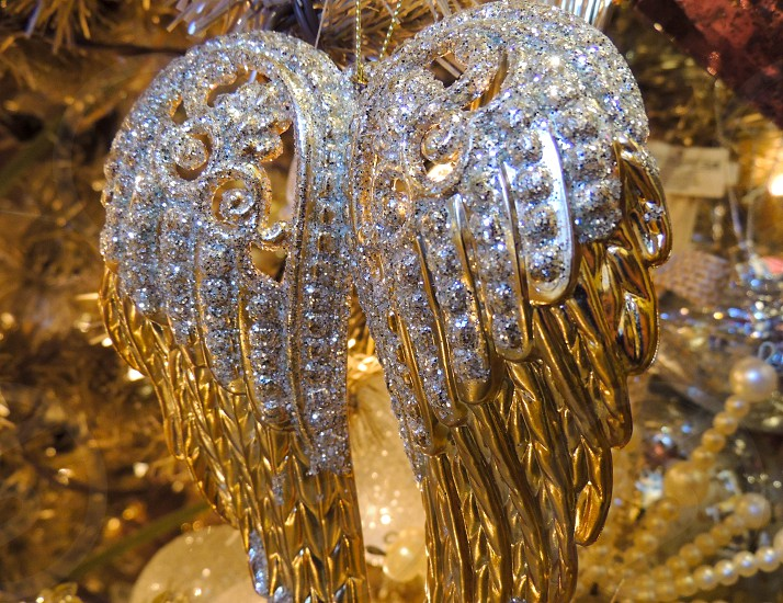 Angel Wings ornament photo