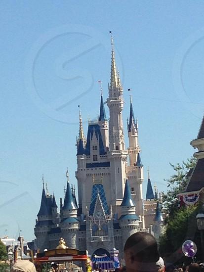 Disney world Florida. Magic kingdom photo