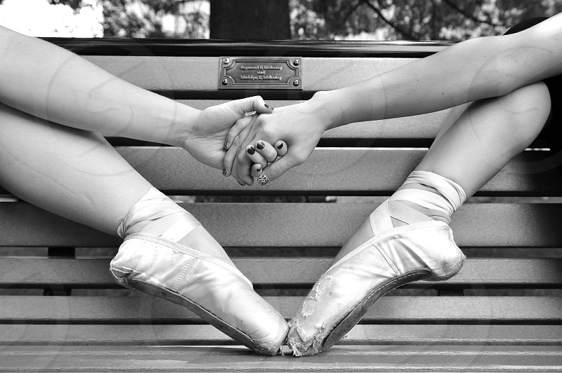 Hands and feet photo