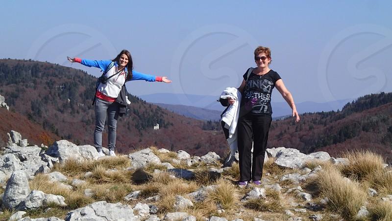 Velebit mountain Croatia photo