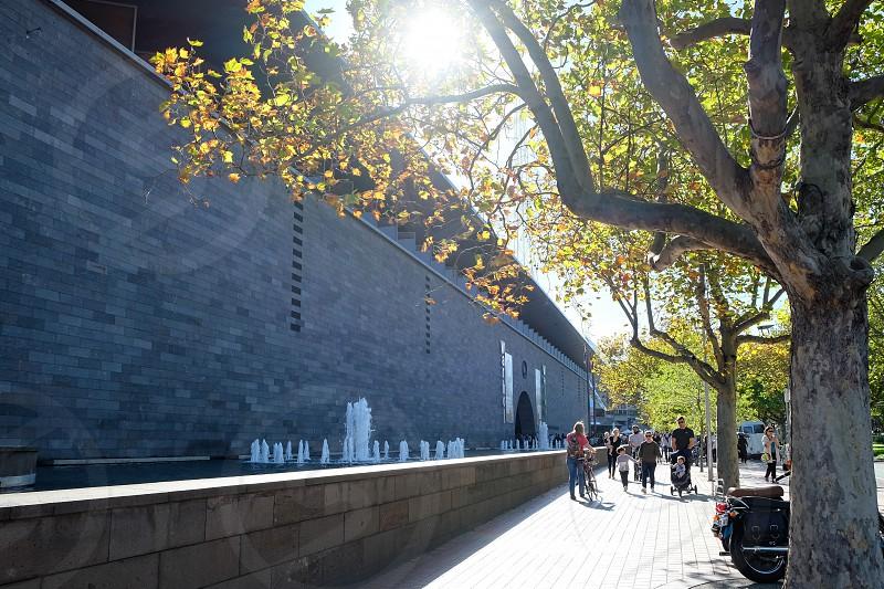National gallery Victoria melbourne Australia art  photo
