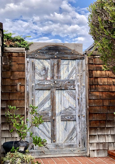 Architexture Challenge Unique Vintage Gate photo