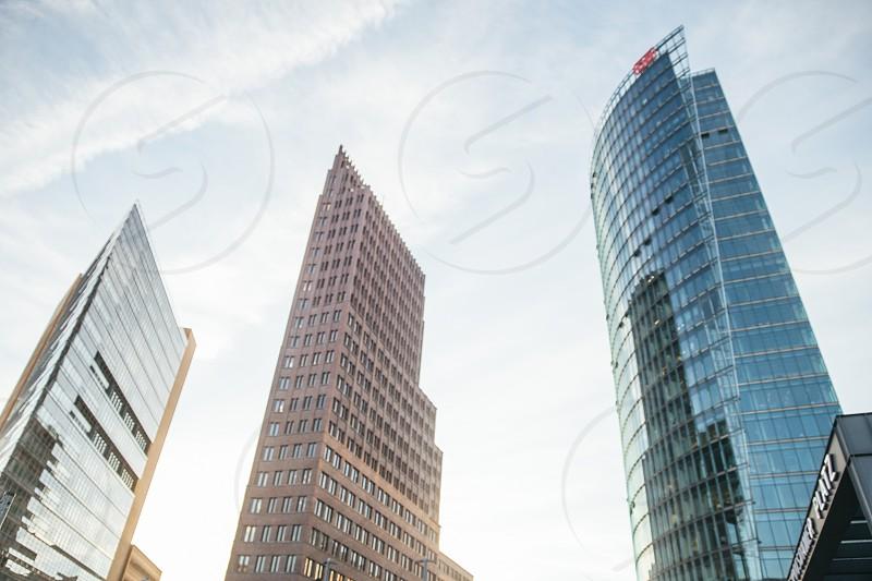 Potsdamer platz Berlin  photo