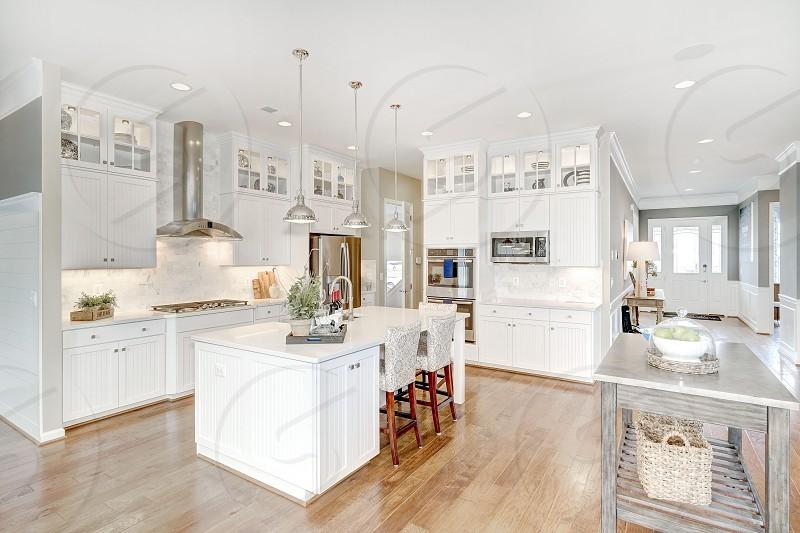 High End Interiors High End Kitchen Interior Design Luxury Homes Interior Design By Dana Allen Photo Stock Snapwire