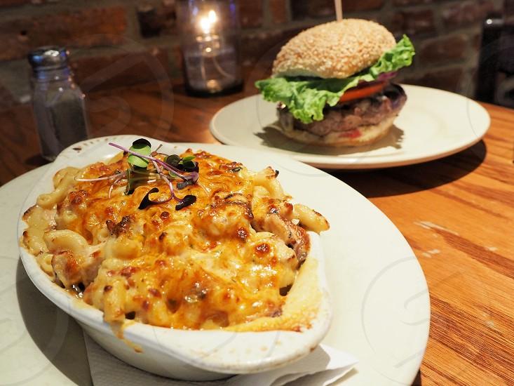 Misconduct Tavern - Burger and Mac photo