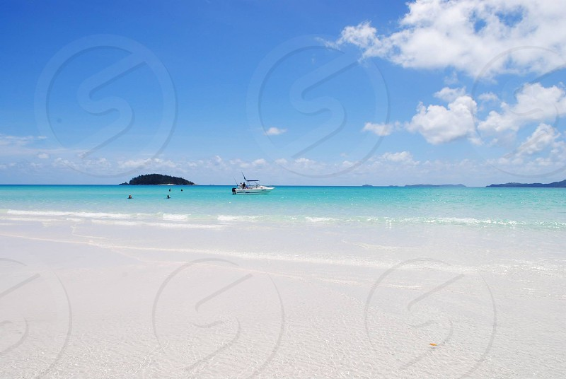 Whitehaven beach Whitsundays  photo