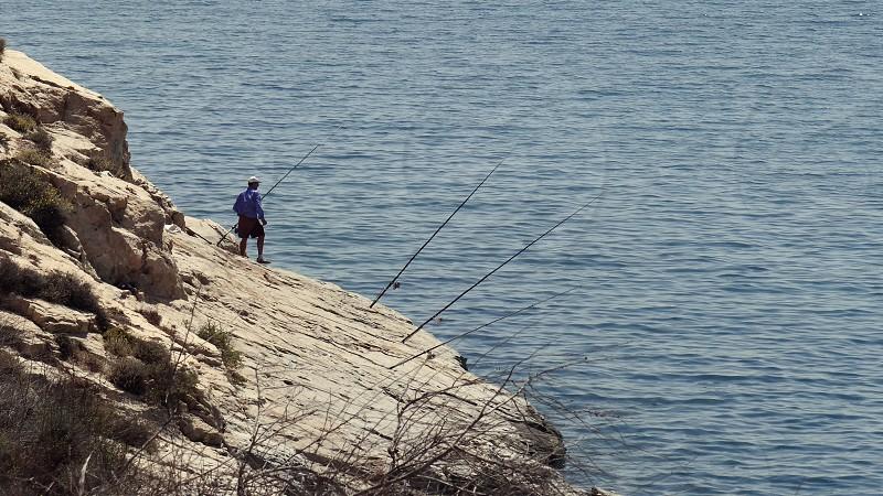Fisherman. photo