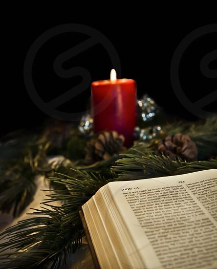 Christmas Church photo