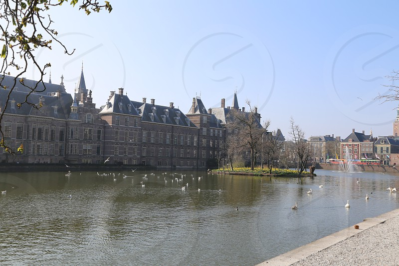 Binnenhof - The Hague photo