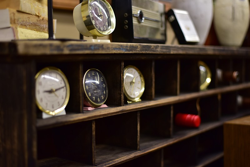 Analog Alarm clock collection photo