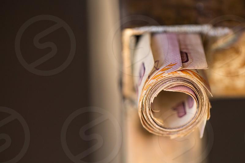 hiding place of money photo