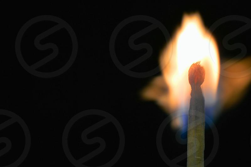 energy heat match matchstick burn burning photo