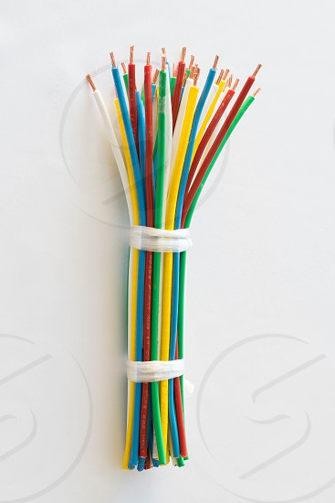 Bundle of Wires photo