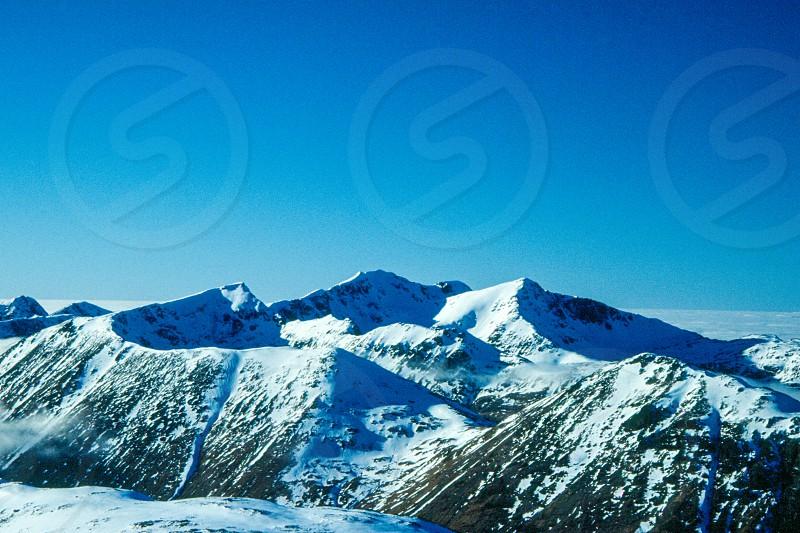 Scottish Highlands. Ben Nevis photo
