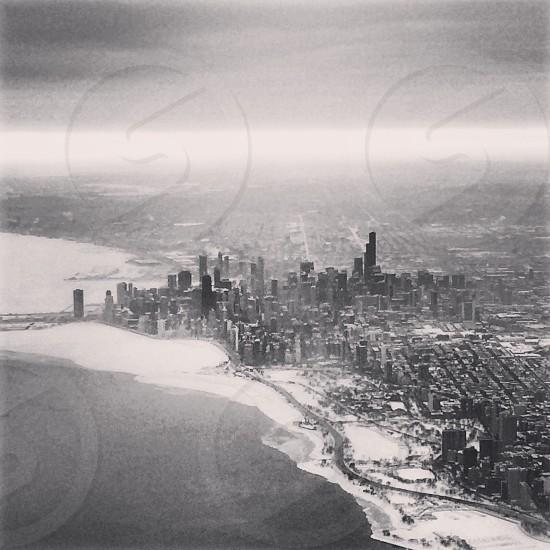 Chicago winter photo