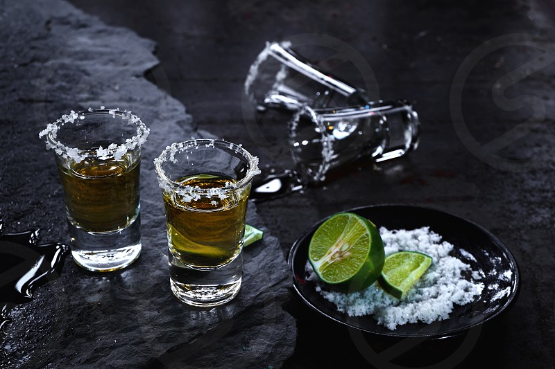 Tequila moment. photo